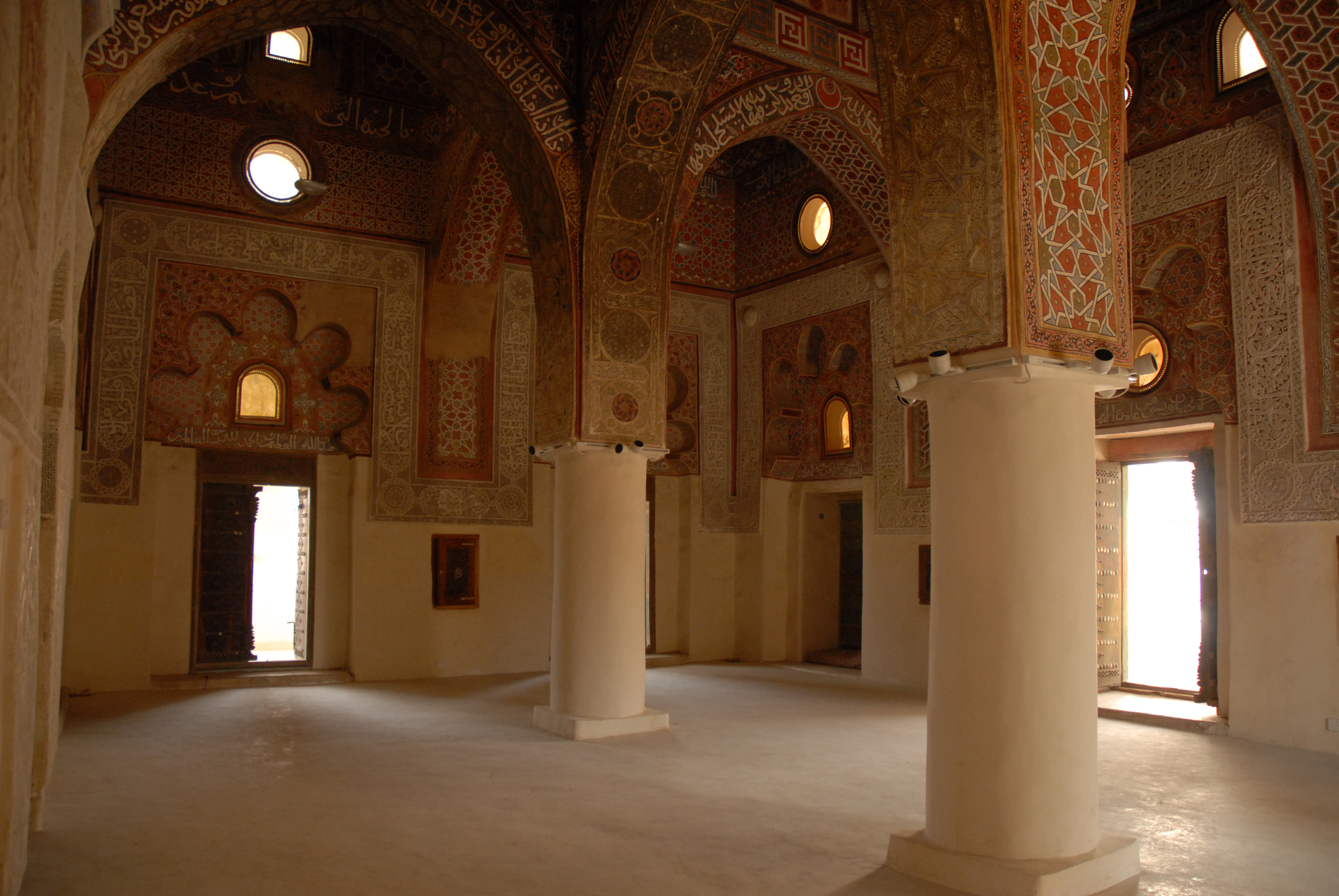 muslim art and architecture - HD3872×2592
