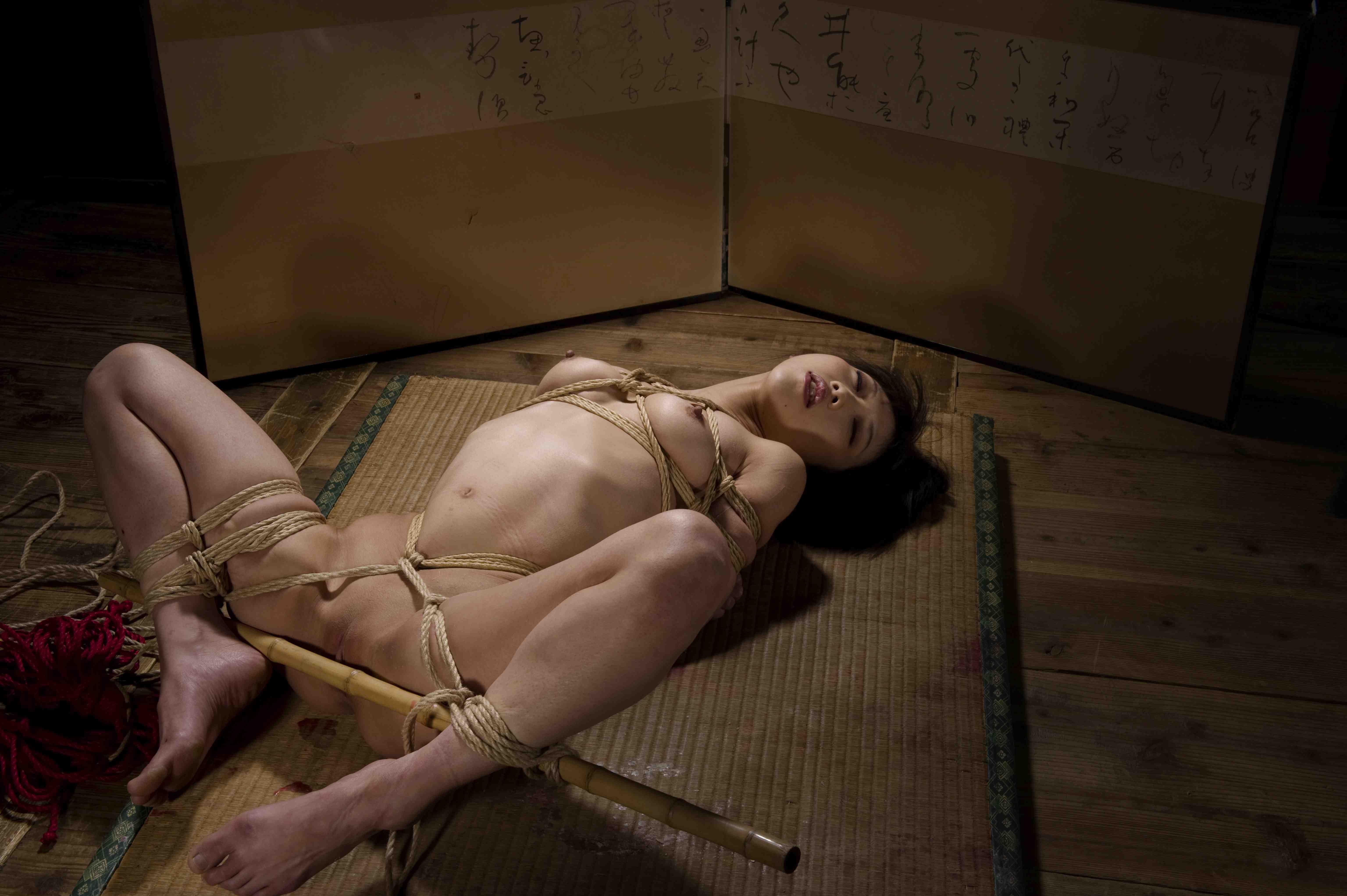 Girl fuck erotic japanese bondage shelby naked
