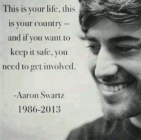 Aaron Swartz - This is your life
